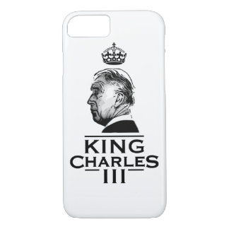 King Charles Third iPhone 7 Case