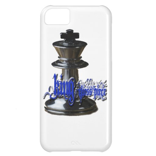 King Chess Piece iPhone 5C Covers