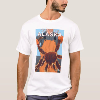 King Crab Fisherman - Cordova, Alaska T-Shirt