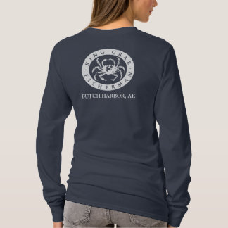 King Crab Fisherman T-Shirt