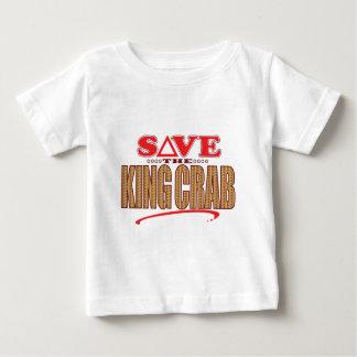 King Crab Save Baby T-Shirt