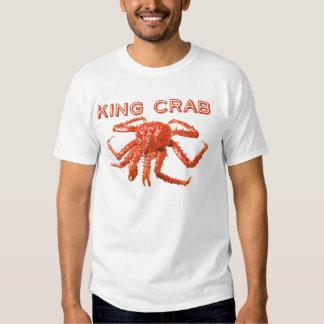 King Crab T-shirts