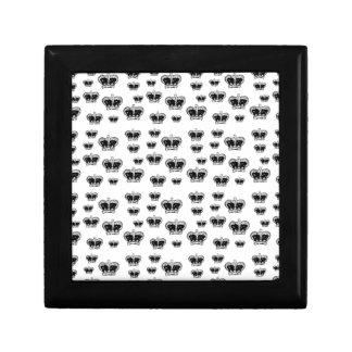 King Crown Pattern Gift Box
