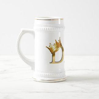 King Dad Beer Stein Beer Steins
