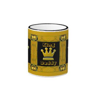 King Daddy Ringer Mug