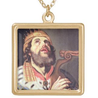 King David (panel) Necklaces