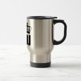 King Dj Travel Mug