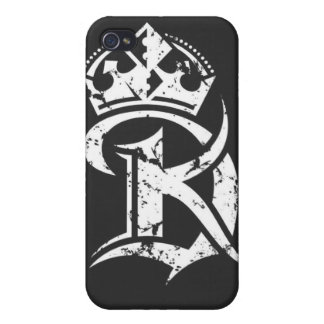 King Duce Hard Shell Case for iPhone 4/4S iPhone 4 Case