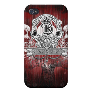 King Duce Covers For iPhone 4