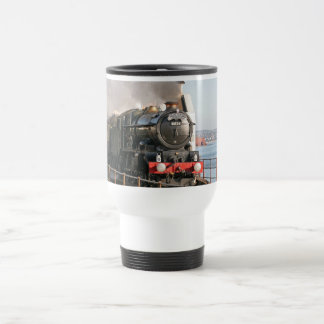 King Edward 1 Steam Engine Travel Mug