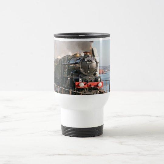 King Edward 1 Steam Engine Travel Mug