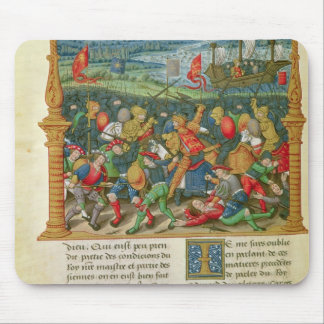 King Edward III Waging War at the Battle of Mouse Mat