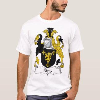 King Family Crest T-Shirt