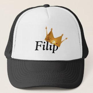 King Filip cap