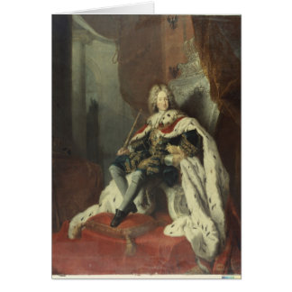 King Frederick I of Prussia Card
