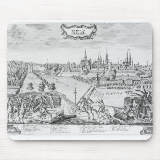 King Frederick II of Prussia Mouse Mat