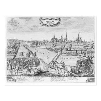 King Frederick II of Prussia Postcard