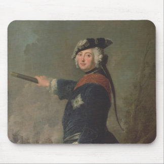 King Frederick II the Great of Prussia  1746 Mouse Mat