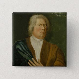 King Frederick William I of Prussia, 1737 15 Cm Square Badge