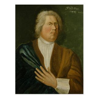 King Frederick William I of Prussia, 1737 Postcard
