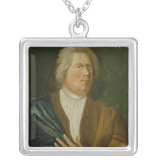 King Frederick William I of Prussia, 1737 Silver Plated Necklace
