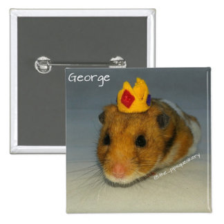 King George Buttons