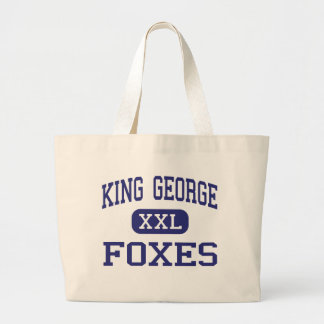 King George - Foxes - High - King George Virginia Bag