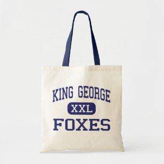 King George Foxes Middle King George Canvas Bag