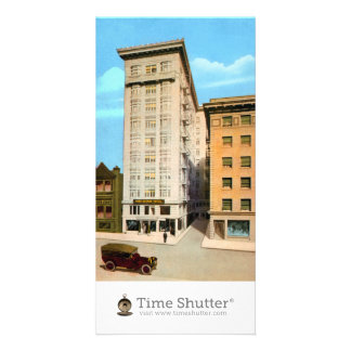 King George Hotel Customized Photo Card