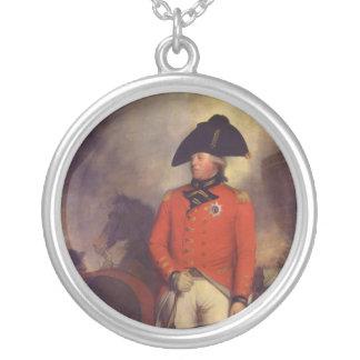 King George III by Sir William Beechey Pendant
