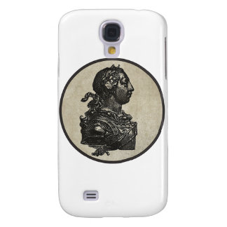 King George III Samsung Galaxy S4 Cover