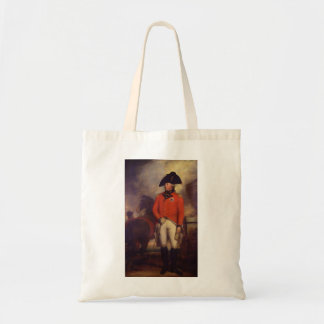 King George III in 1799 by Sir William Beechey Canvas Bags