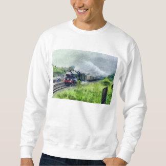 King George Steam Train Sweatshirt