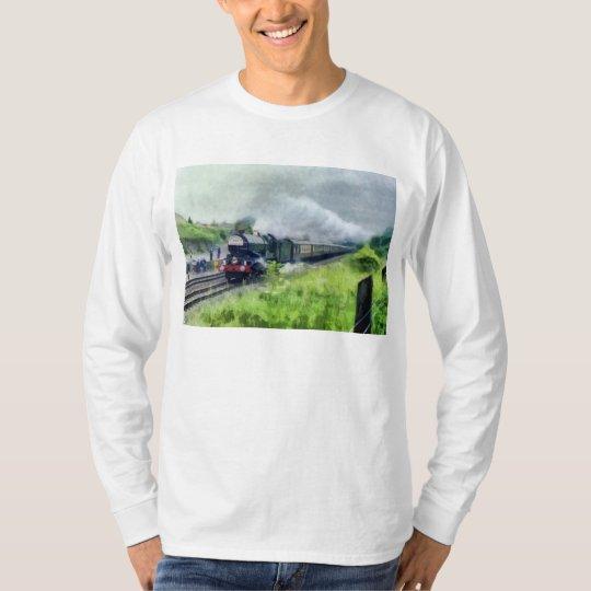 King George Steam Train T-Shirt