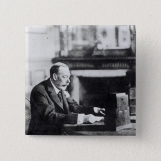 King George V 15 Cm Square Badge