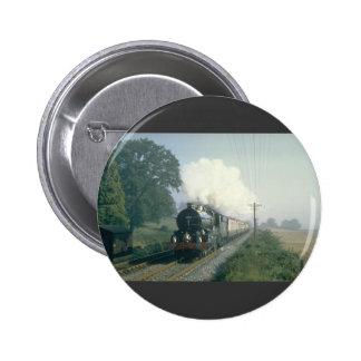 King George V works BR's return to steam special n Pins