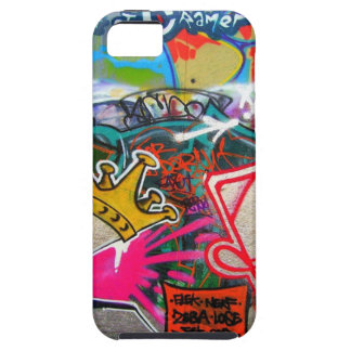 King Graffiti iPhone 5 Covers