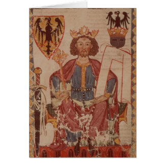 King Henry, illustration from the Manasse Card