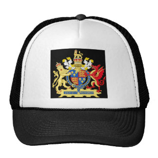 KING HENRY THE EIGHTH COAT OF ARMS CAP