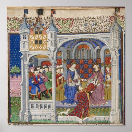 King Henry VI and Margaret of Anjou: Presentation