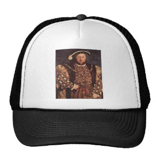 King Henry VIII Cap