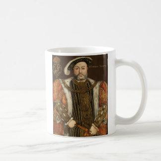 King Henry VIII Coffee Mug