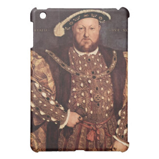 King Henry VIII iPad Case