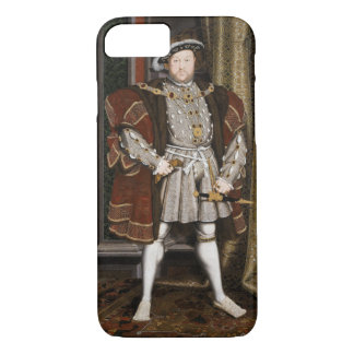 King Henry VIII iPhone 8/7 Case