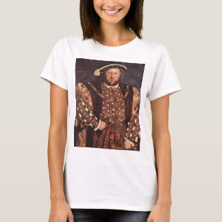 King Henry VIII Ladies' T-Shirt
