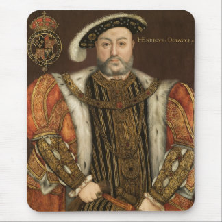King Henry VIII Mouse Mat
