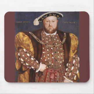 King Henry VIII Mouse Pad