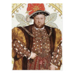 King Henry VIII of England - Portrait Postcard