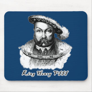 King Henry VIII Portrait Tshirts, Tote Bags Mouse Pads