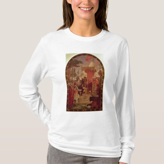 King John Granting the Magna Carta in 1215, 1900 T-Shirt